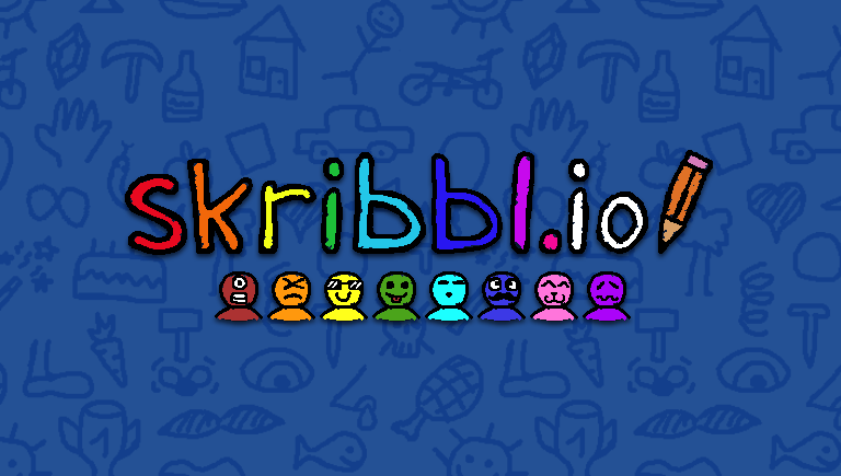 Skribbl Io Free Multiplayer Drawing Guessing Game